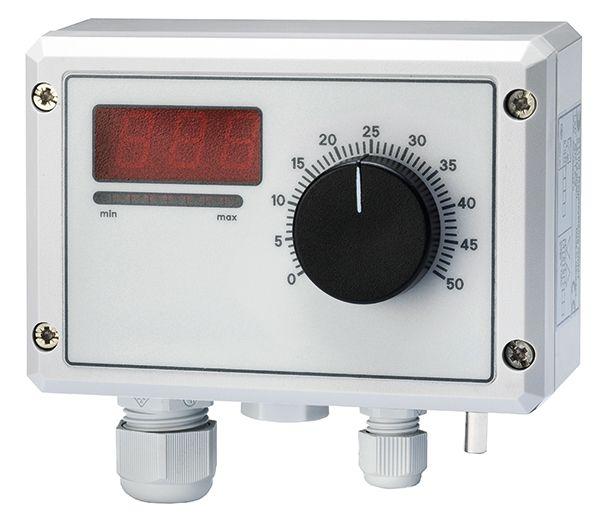 Temperaturregler RW5-D Raumfühler integriert