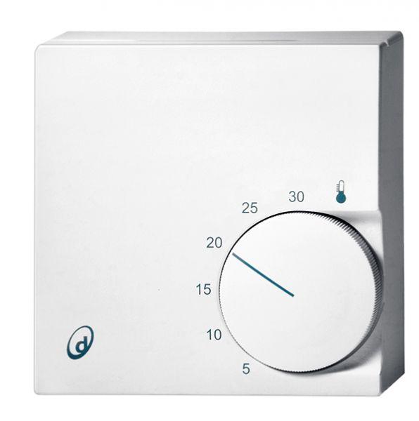 Raumtemperaturregler RRTB2 (reinweiß)