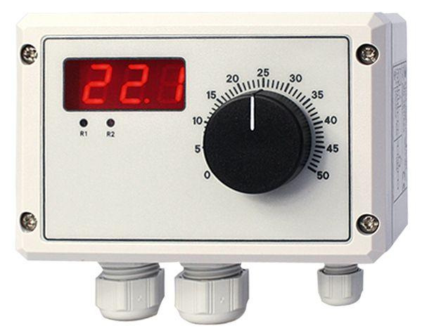 Elektronischer Thermostat TW-E-D