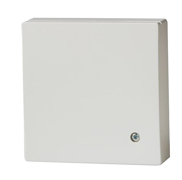 Raumtemperaturregler RRTB2 (reinweiß) Einstellskala innen