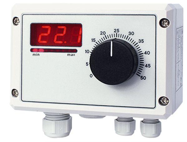 Temperaturregler RW5-D für externe Fühler
